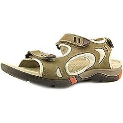 Clarks Wave Tour Mens Sandals Bark 11
