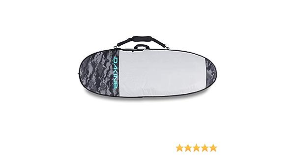 dise/ño de Camuflaje Oscuro Bolsa h/íbrida para Tabla de Surf DAKINE Daylight