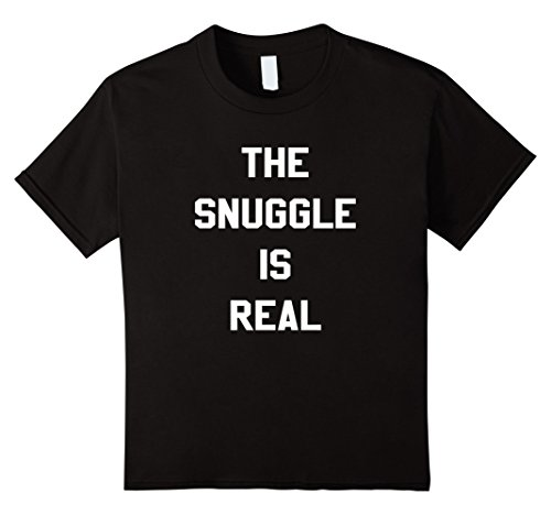 kids-the-snuggle-is-real-funny-sarcastic-novelty-t-shirt-8-black