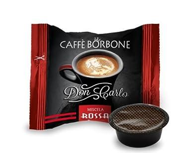 Cápsulas de café Borbone compatibles tipo mezcla roja, Unidades: 50 / 100 / 200 / 300 / 400 / 500 300 Miscela rossa: Amazon.es: Hogar