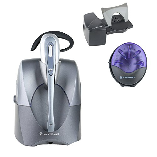 Plantronics CS55 Wireless Headset Bundle With Lifter And Busy Light (Certified Refurbished)