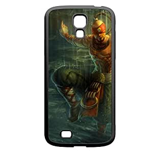 LeeSin-001 League of Legends LoL Diy For SamSung Galaxy S5 Case Cover PC Black