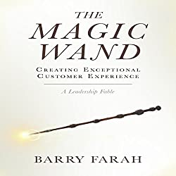 The Magic Wand: Creating Exceptional Customer Experience