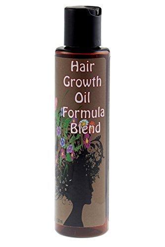 (Sweet Sunnah's Premium Black Seed Oil and100% natural Sunflower oil, Coconut oil, Olive oil, Castor Oil, Jojoba oil, Thyme Essential oil, Rosemary Essential oil, Cedarwood Essential oil, Natural Hair growth formula)