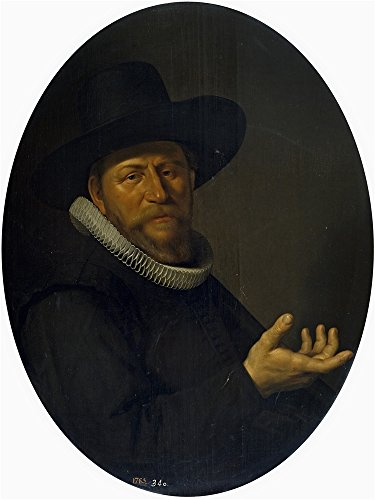 Oil Painting 'Anonymous (Circulo De Valckert Werner Jacobsz) Retrato De Hombre Ca. 1625' 8 x 11 inch / 20 x 27 cm , on High Definition HD canvas prints, gifts for Basement, Garage And Kitchen decor (Neo Skin Jumpsuit)