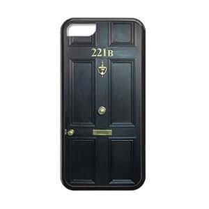 Lmf DIY phone caseNEW221 B Street Door Sherlock PatternLmf DIY phone case