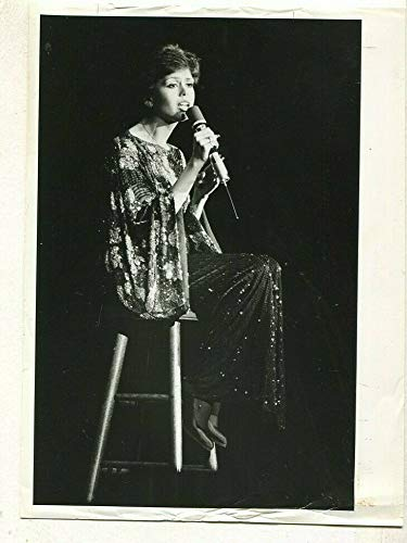 Marie Osmond -Bayfront Area (St Petersburg,Florida) 1979 movie press photo -