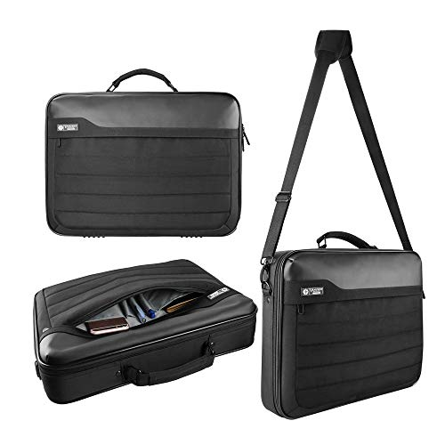 16 Inch 17.3 Inch Briefcase Shoulder Bag Laptop Sleeve Case with Handle for Hp Laptop Zbook Pavilion Omen (Hp Laptop Core I3 Price In Philippines)