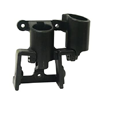 Tectran 9409-2 4 Function Holder (Made of Durable Nylon Store Two Electrical Plug and Two Gladhand): Automotive