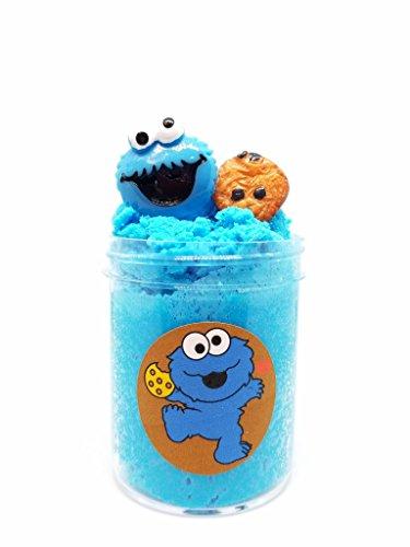 Cookie Monster Cloud Crisp from Hoshimi Slimes