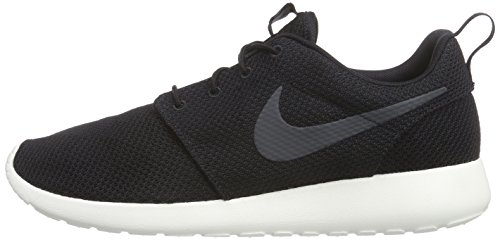 Amazon.com | Nike Mens Rosherun Black/Anthracite/Sail Running ShoeÊ | Running