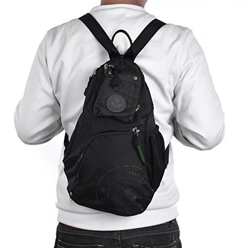 Teammao Bags Fashion Men CrossBody for Sling Shoulder Bags Women Waterproof rnFrwqgY