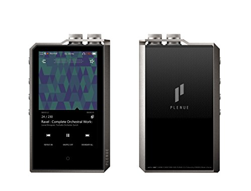 52f996b4ceeb Cowon P2-128IS Plenue P2 Hi-Fi HD Sound MP3 Player 128GB Imperial Silver