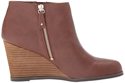 Brown Copper Shoes Boot Tumbled Women's Scholl's Dr Patch RXvTwYwx