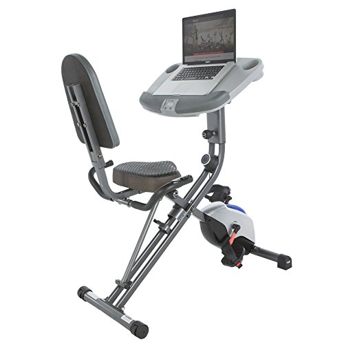 Exerpeutic Workfit 1000 Fully Adjustable Desk Folding