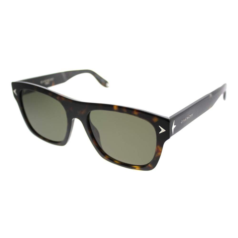 0f841a7d4509 Amazon.com: Givenchy 7011/S Sunglasses-0086 Dark Havana (E4 Brown  Lens)-55mm: Clothing