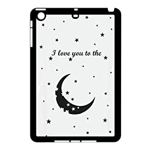 QWSPY MR RIGHT couple Love My Crazy Girlfriend Boyfriend Phone Case For iPad Mini [Pattern-3]