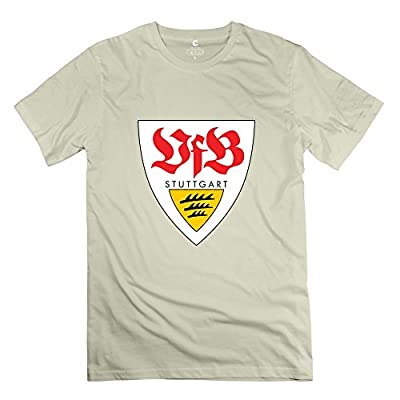 Leberts VfB Stuttgart O-Neck T-Shirt For Men