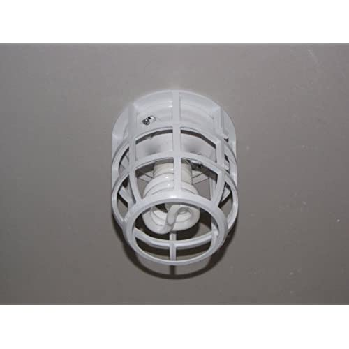LightCage Light Bulb Safety Cage (1 Ea)   Contractor Grade