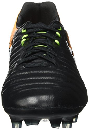 Calcio white Da laser Uomo Fg volt Tiempo Iii black Nike Legacy Scarpe Nero Orange CYqYHp
