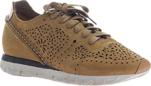 Gold Khora Womens Washed Sneakers Otbt qnCtxS88
