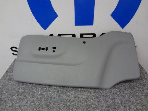 Cover Factory Trim (2004-2007 TOWN COUNTRY GRAND CARAVAN SEAT TRIM PANEL COVER SLATE GRAY MOPAR FACTORY)