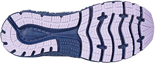 Brooks Women's Glycerin 17 Purple/Navy/Grey 5 B US by Brooks (Image #2)