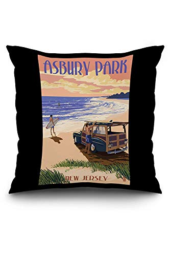 Asbury Park, New Jersey - Woody On The Beach (18 18