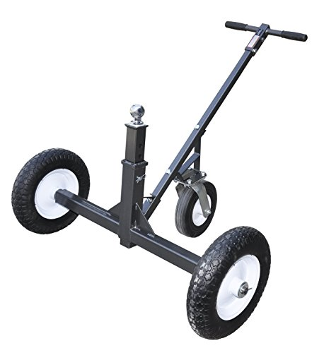 HD Dolly Adjustable Trailer Moves with Caster by Tow Tuff