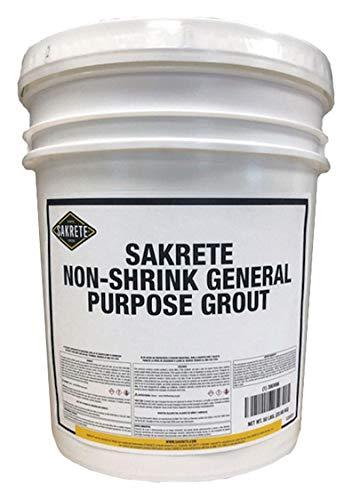 (Non-Shrink Grout, 50 lb, Gray, 0.42 cu.)