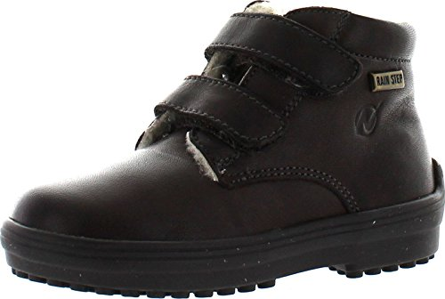 Naturino Kids Terminillo Rain Step Waterproof Winter Boots With Wool (Naturino Brown Boots)