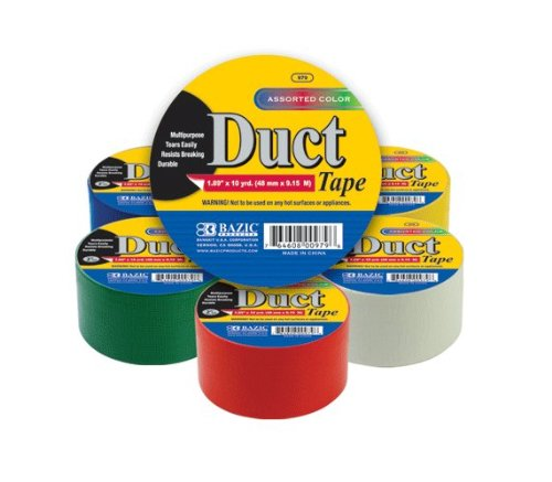x assorted duct tape