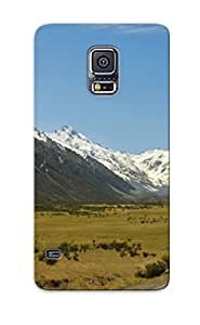 New The Mountain Road Tpu Case Cover, Anti-scratch BzTUOiN2949UGzJB Phone Case For Galaxy S5