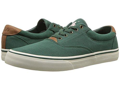 [Polo Ralph Lauren(ポロラルフローレン)] メンズカジュアルシューズ?スニーカー?靴 Thorton II Washed Forest 15 (33cm) D - Medium