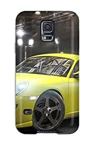 Durable Case For The Galaxy S5- Eco-friendly Retail Packaging(the Crew )