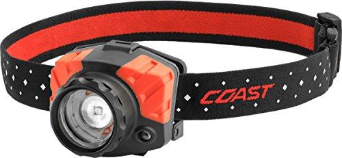 Coast FL85R Rechargeable Pure Beam Focusing Headlamp,
