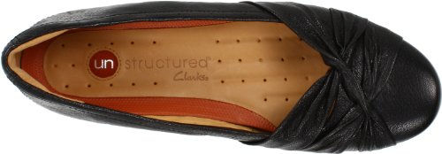 Bomba Un.marked Clarks Black Leather