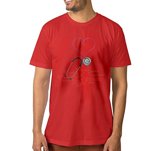 India National Costume (Wanyanyun Happy National Doctors Day Men's Basic Top Short Sleeve Costume Casual T Shirt Sports Shirts)