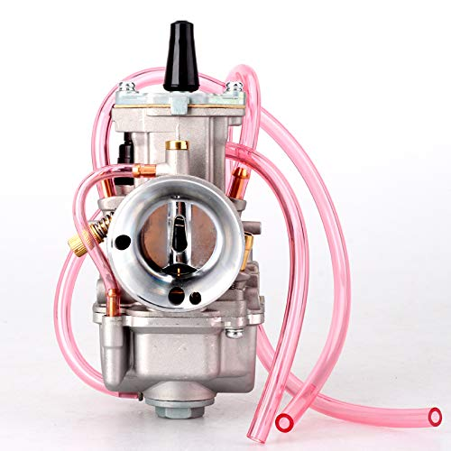 (KYN Universal 2T 4T Motorcycle PWK Carburetor For Keihin Koso OKO Power Jet 32MM 32 motorcycle 32mm carburetor)