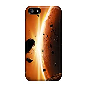 New Customized Design Space For Iphone 5/5s Cases Comfortable For Lovers And Friends For Christmas Gifts