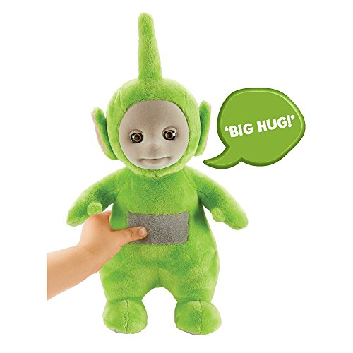 Lala Teletubbies - Teletubbies Talking Dipsy Soft Toy