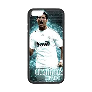 iPhone 6 Plus 5.5 Inch Cell Phone Case Black Cristiano Ronaldo Ctpw