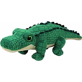 26e6e2367ed Amazon.com  Ty Beanie Boo 36887 Spike The Alligator 15cm  Toys   Games