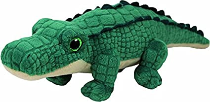 Amazon.com  Ty Beanie Boo 36887 Spike The Alligator 15cm  Toys   Games c78a73f26a7