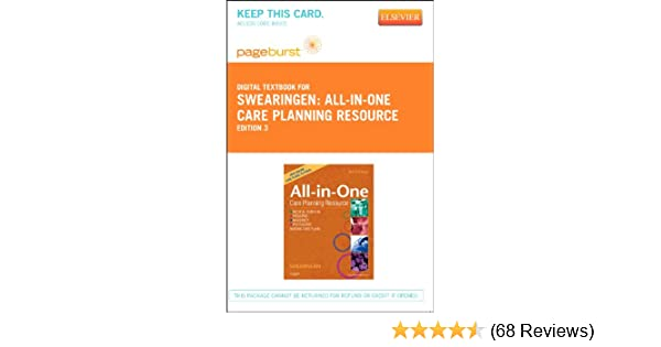 All in one care planning resource elsevier ebook on vitalsource all in one care planning resource elsevier ebook on vitalsource retail access card 3e 9780323095549 medicine health science books amazon fandeluxe Gallery