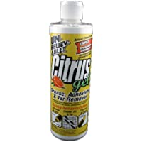 Unbelievable! UCG-16 16 Oz. Citrus Gel Pro Carpet & Upholstery Spot Remover (Case of 12)