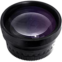 iConcepts 0.45x High Definition Wide Angle Conversion Lens for Fujifilm Finepix S700