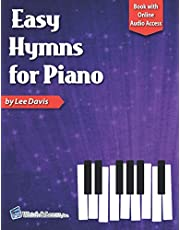 Easy Hymns for Piano: Book with Online Audio Access