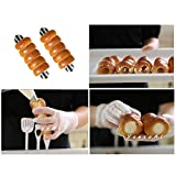 YsesoAi Set of 16 Stainless Steel Cannoli Form