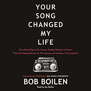 Your Song Changed My Life Audiobook